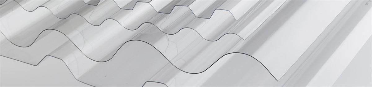 Turbo Neocrylit lichtdurchlässige, glasfaserverstärkte Wellplatte FM73